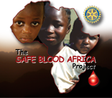 Safe Blood Africa Logo